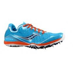 běžecké tretry Saucony SHAY XC3, blue, dámské