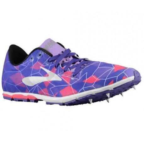 Běžecké tretry Brooks Mach 16 violet, dámské