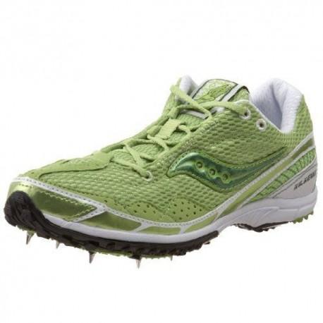Běžecké tretry Saucony Kilkenny XC3 light green