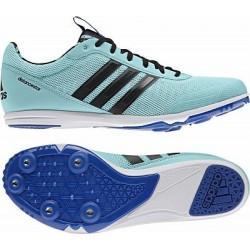 Běžecké tretry Adidas Distancestar dámské tyrkis