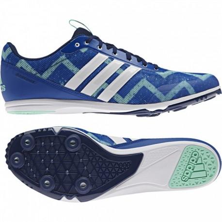 Běžecké tretry Adidas Distancestar pánské blue