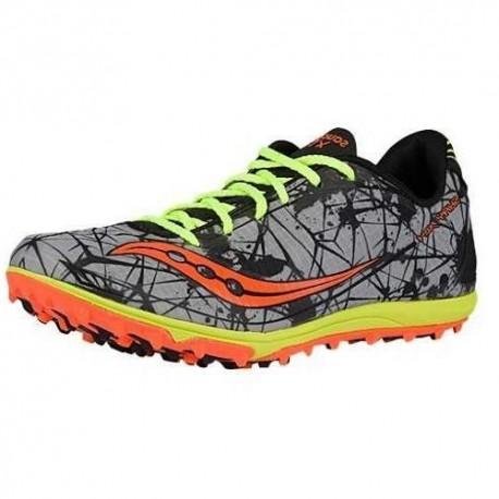 Běžecké boty Saucony Shay XC4 flat grey