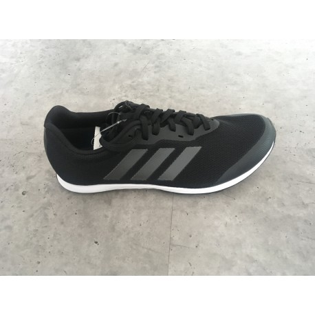 Běžecké tretry Adidas XCS black, model 2018