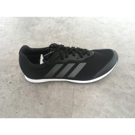 Běžecké tretry Adidas XCS black, dásmké, model 2018